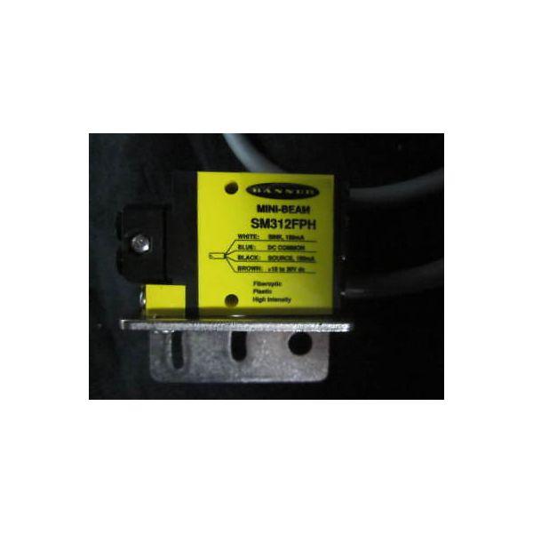 NETMERCURY 400-003 PLASTIC FIBER OPTIC SENSOR,FLOWMETER (FUTURESTAR) BANNER SM31