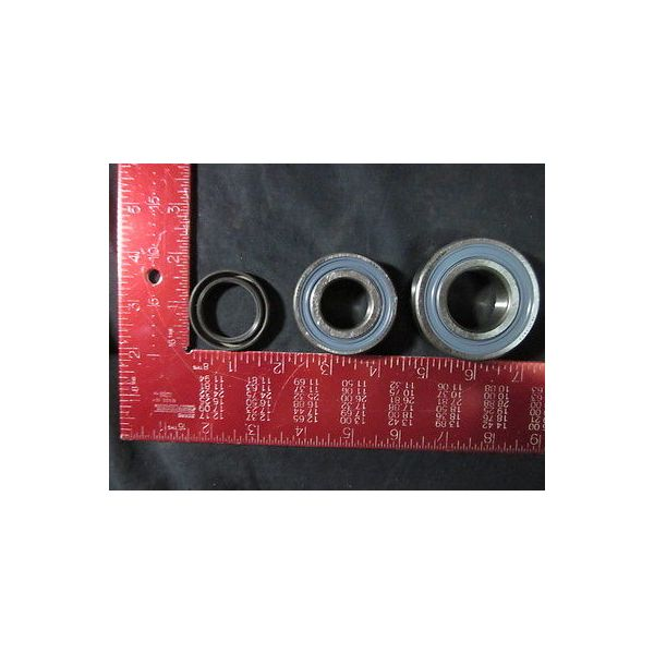 LEYBOLD 20077045 MTR Bearing Retro Fit Kit DRYVAC, SKF 6205-2RS2/C3GWP, Skf 6206
