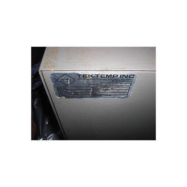 TEK TKD-100/8200 Chiller