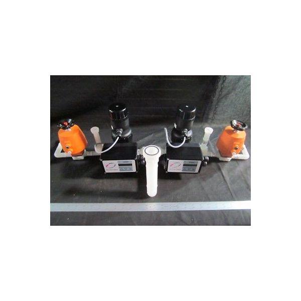 AMAT 0050-26550 FLOW CONTROL WELDMENT