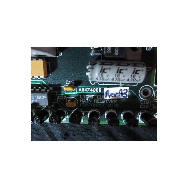 PROCONICS INTERNATIONAL A0474000 LIGHT CURTAINS main receiver; PCB, SENSOR, WIP
