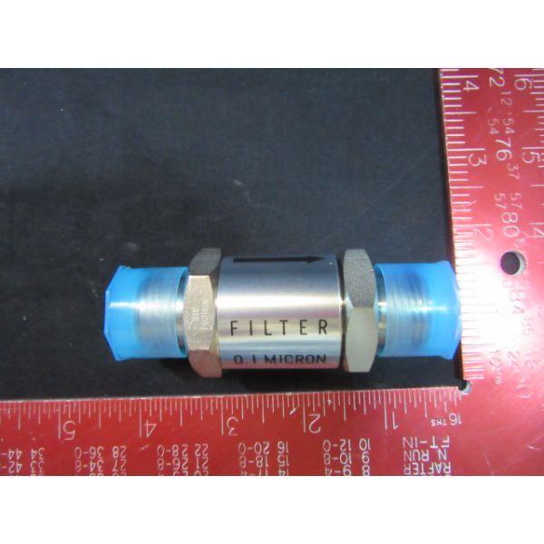 FUJIKIN INCORPORATED FUFL-715-952-01 FILTER, IN-LINE 0.1 MICRON