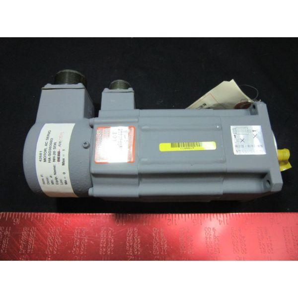 MITSUBISHI ELECTRIC CORP HA-S0203 Used MOTOR, AC SERVO