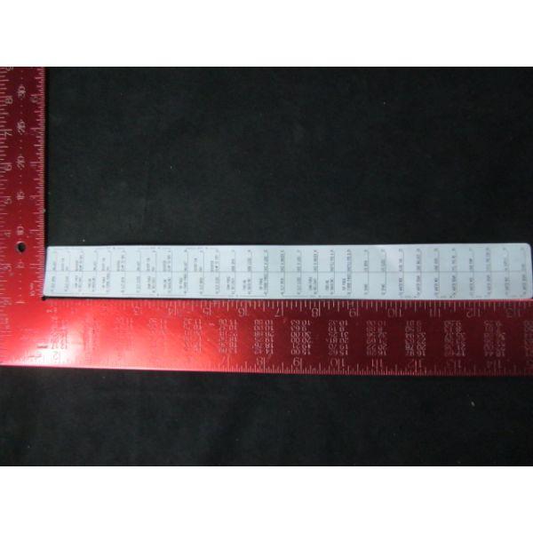 Applied Materials AMAT 0060-09015 Label Pneumatics PCB