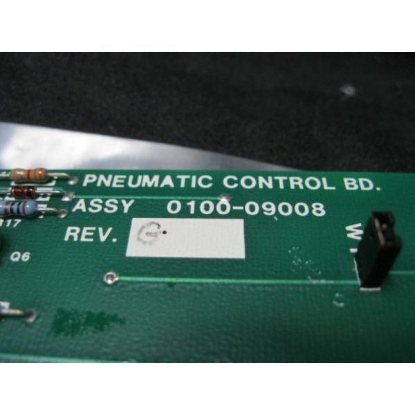 Applied Materials (AMAT) 0100-09008   New PCB Assembly, Pneumatic Control