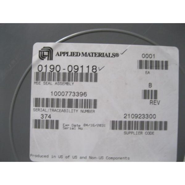 Applied Materials AMAT 0190-09118 HYBRID SEALQTZ WINDOW