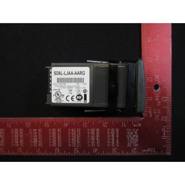 WATLOW 030020-002 SD6L-LJAA-AARG CONTROLLER TEMPERATURE SD 24V