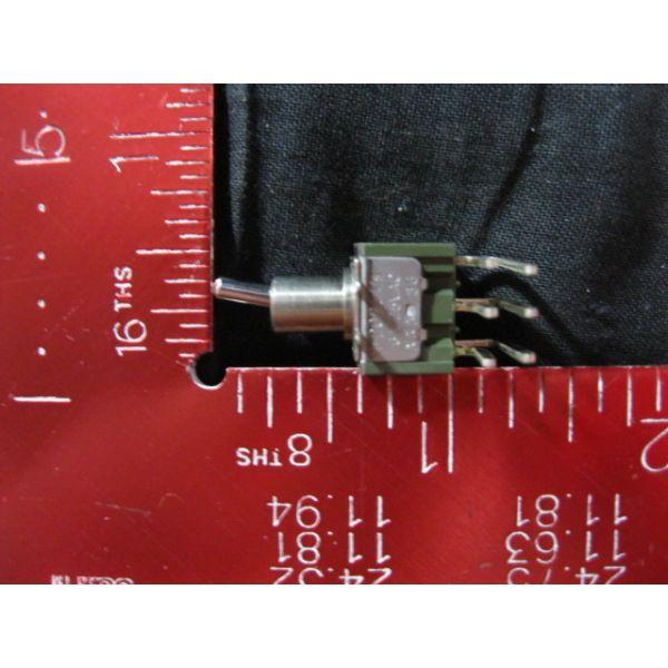 ELECTROGLAS 049361 SWITCH 7201 NKK M2022W 6A 125VAC