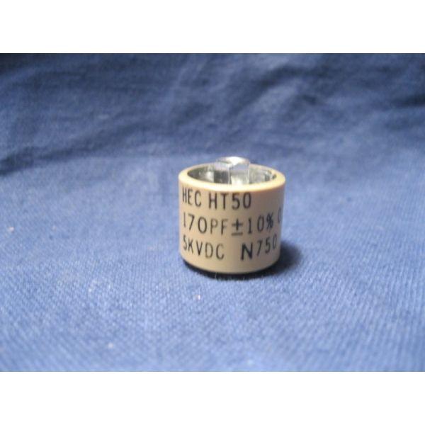 Applied Materials AMAT 0630-01131 CAP FIX V 50000 PF 1700 HTS 50 SERIES