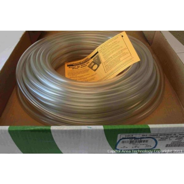 Cole Palmer 06405-17 TUBING VINYL  SOLD BY THE FOOT