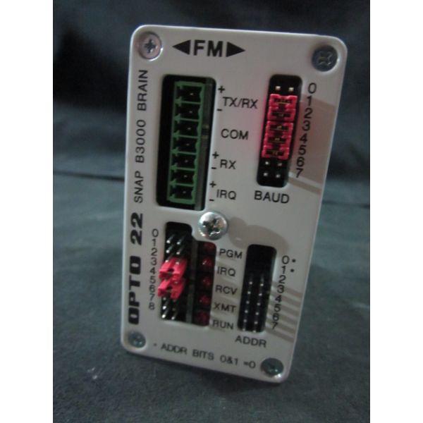 Applied Materials AMAT 0660-01835 Card Brain Board AD MisticOpomux Protocal 5vdc