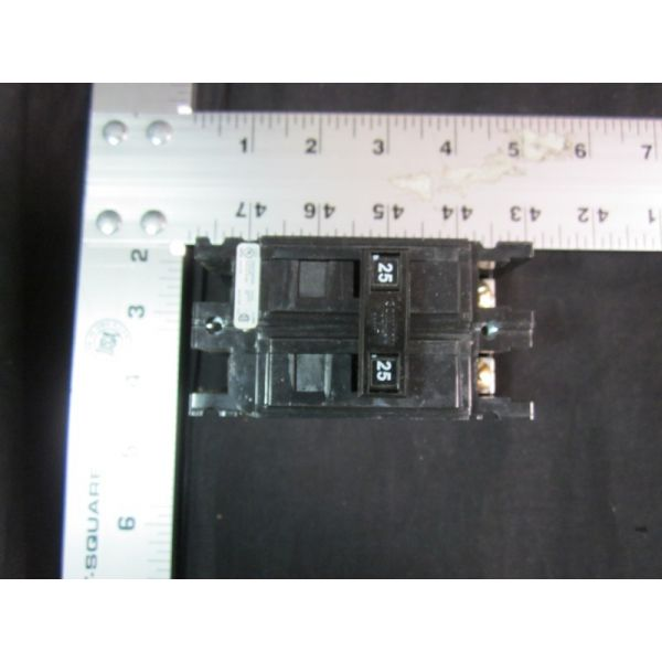 Applied Materials AMAT 0680-00059 Circuit Breaker 2Pole 25A 120240V RING LUG TERMINAL