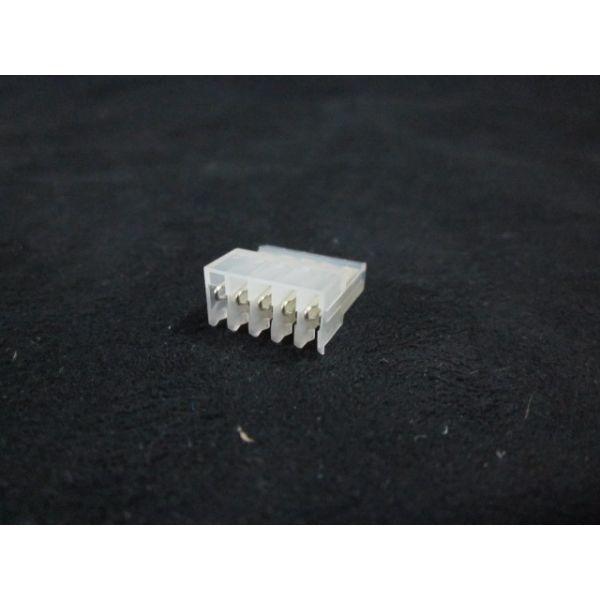 Applied Materials AMAT 0720-01708 CONN HSG CA MTG 5 POS 100CTR MTA SERIES