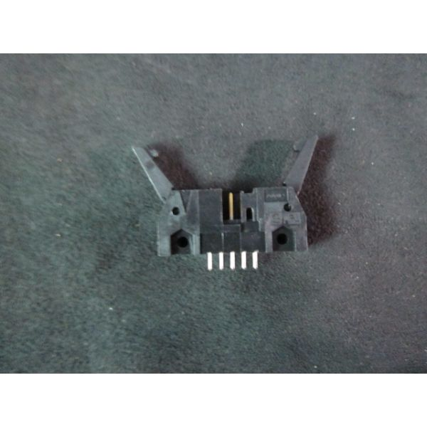 Applied Materials AMAT 0720-01711 Connector HDR PC MTG 10P 1X1CTR 155SLDRTL WSR LTCH