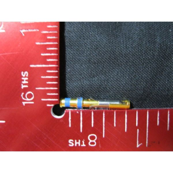 Applied Materials AMAT 0720-03406 CONT CONN SKT 18-16 AWG 08-105 NO INS SPRT