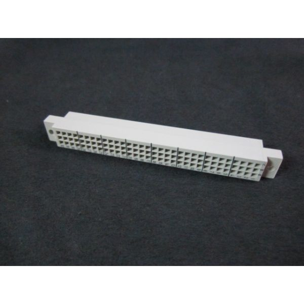 Applied Materials AMAT 0720-04081 Connector RCPT HSG 96 POS 3 ROW 100X100CTR GREY