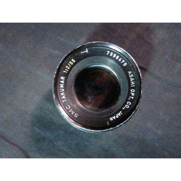 Asahi Opt Co 1255 Lens 55mm SMC TAKUMAR