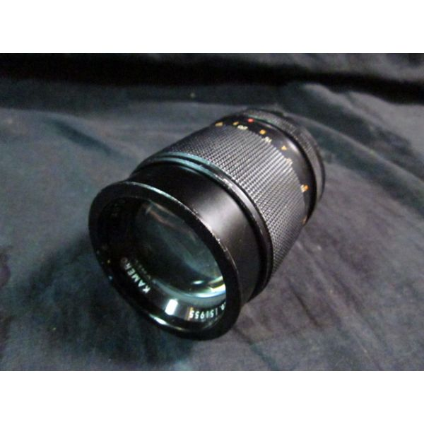 KAMERO 128 Lens f135MM Auto