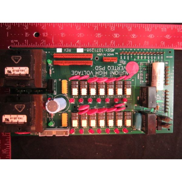 Verteq 1071298-3 PCB power