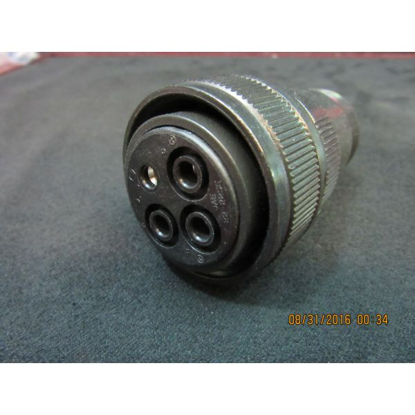 Agilent 1250-2652 KEYSIGHT 1250-2652 Adapter-coaxial Straight Female-BNC Triaxial to Male-BNC