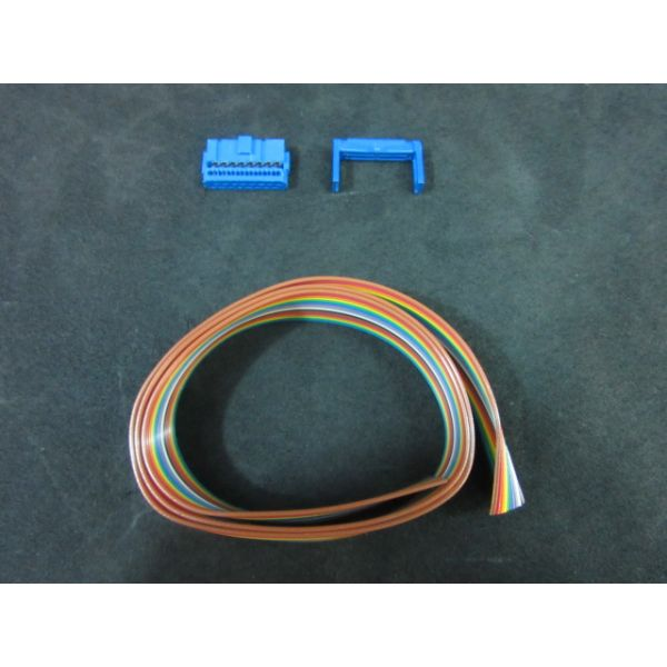 AGILENTKEYSIGHT 1253-5524 AND 8120-1869 1253-5524PIN CONNECTOR 8120-186916 PIN CABLE