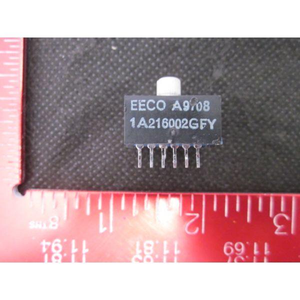 EECO 1A216002GFY Switch Thumb-Wheel