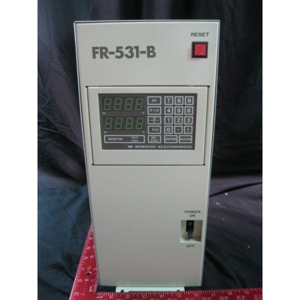 Dai Nippon Screen DNS 2-39-46896 FR-531-B KOMATSU THERMOSTAT CONTROL