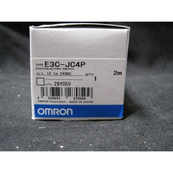 Novellus 2-39-47779 OMRON E3C-JC4P SENSOR FLOW CABLE WAMPLIFIER