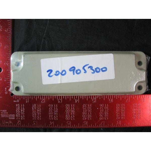 CAT 200905300 END FLANGE FOR CI-BOX   250 MM FLANGE 250 MM