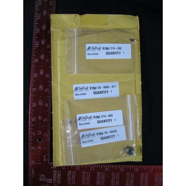 Lam Research LAM 26-8882-011 KIT IDLER ROLLER OnTRAK