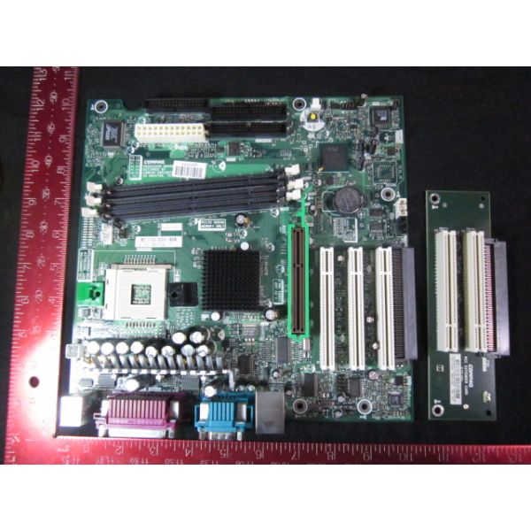 HP 277498-001-WITH-ADDON CPQ EVO D00 DTMT MOTHERBOARD WITH PCI EXTENDER CARD