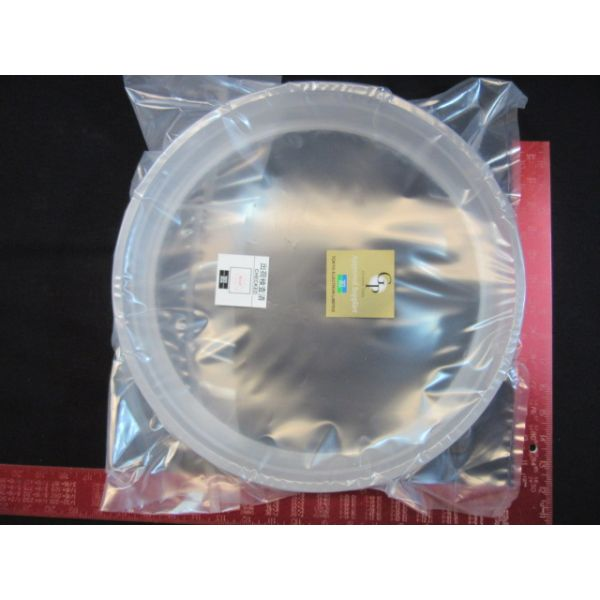 Tokyo Electron TEL 2L05-350047-11 RING INSULATOR SIR FLAT Q V2E