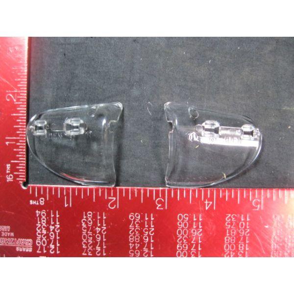 HILCO 300FRAME- ADEN 300 CLIP ON SIDE SHIELDS FITS 2260900 MOD 300 1 PR 35-300-S000