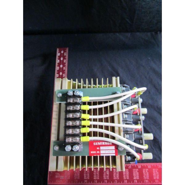 SEMIKRON 31-002 HV Rectifier Assembly
