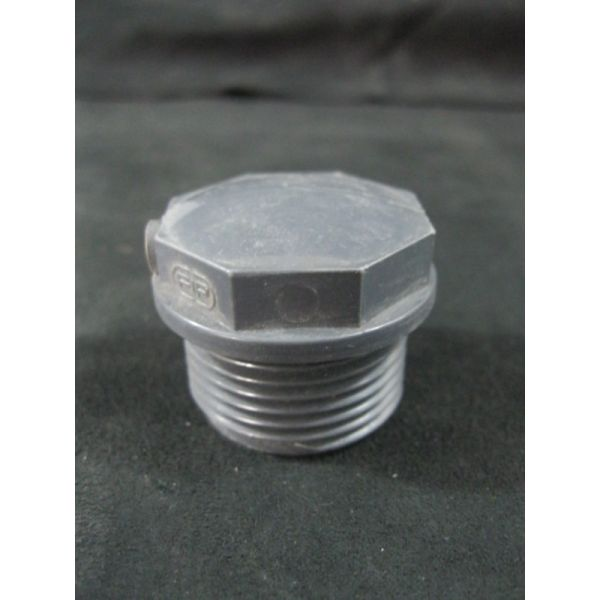 FIP 320000261 FIP PLUG FITTING MALE THD PVCPVF