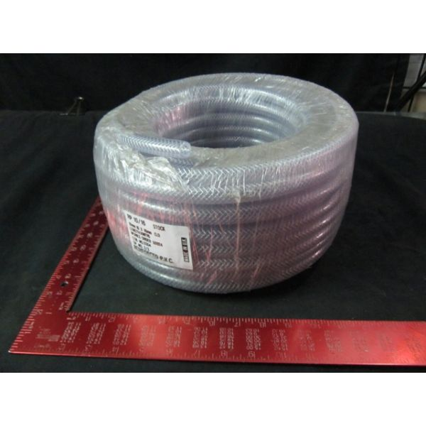 Applied Materials AMAT 3400-90046 Hose PVC REINF 10mm ID 16mm OD Length 30 Meters 984252 Feet