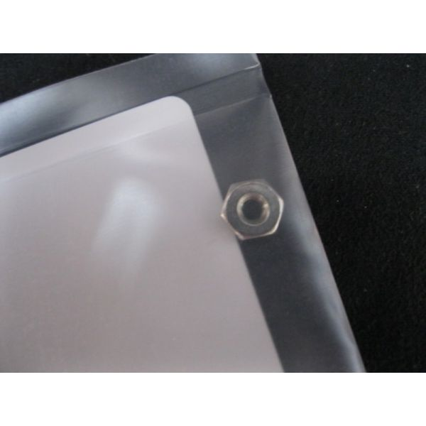 Applied Materials AMAT 3500-01018 NUTHEX FULL 6-32 X 764THK SST PSVT