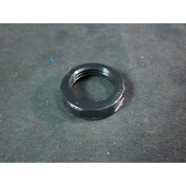 Applied Materials AMAT 3500-01326 Locking Nut 12NPT 265THK Black Nylon