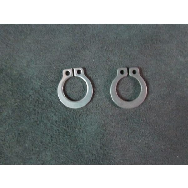Applied Materials AMAT 3630-01180 RTNR Ring EXT 12 Shaft 470 FD X 050THK