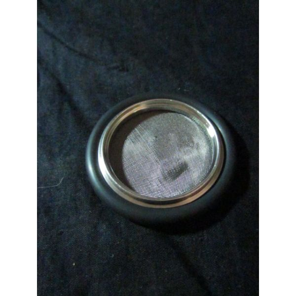 Applied Materials AMAT 3700-01368 Centering Ring Assembly NW40 VITON  72-MESH SCRN SST