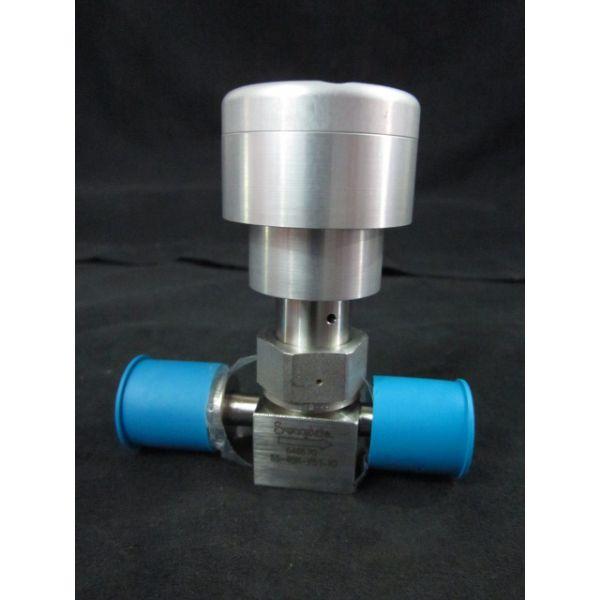 Applied Materials AMAT 3870-01086 Swagelok SS-4BK-V51-10 VALVE PNEU BLWS 2WAY 14VCR-FF NO 18NPT SST3