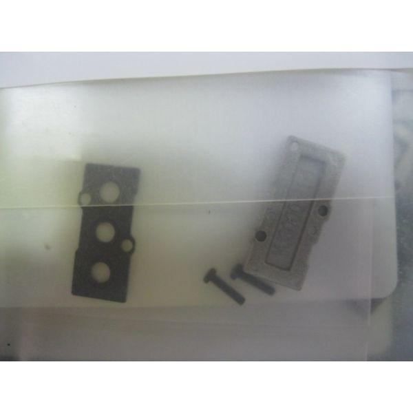 AMAT 3870-01284 SMC VJ3000-21-2A-VALVE BLANK PLATE ASSY FOR SMC NVJ3023