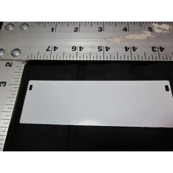 Applied Materials AMAT 4000-01286 CDCGE FRONT PANEL BLANK 8HP X 3U