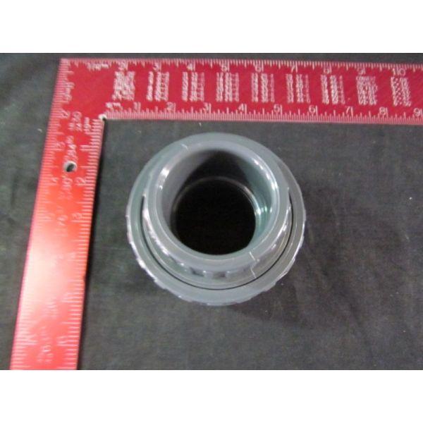 ATMI 4187-05 UNION  PVC  SCH80  VITON SEAL  1-12IN SOCKET