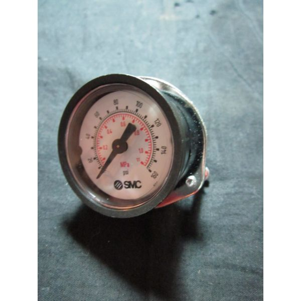 SMC 4274912 GAUGE 160 PSI D-P 0-1mPA 14N PNL MNT 11116 15 160PSIMPA 18NPT CBM UC M5 K40-MP10-N01MS-C