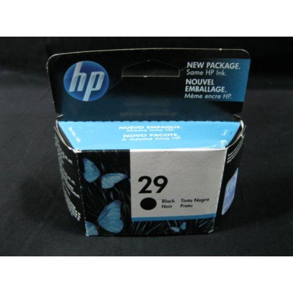 HEWLETT PACKARD 51629A INK CARTRIDGE DSKJET 660C  BLACK 29