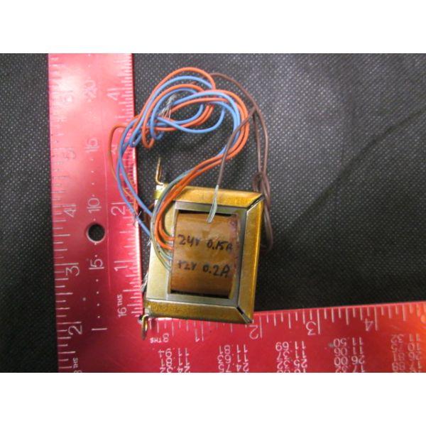 ASML 551035200 TRANSFORMER 2 SEPARATE OUTPUTS 24V150mA