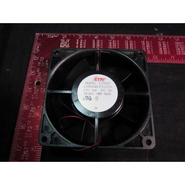 ETRI 551604108 FAN 10-27V 10SCRM 47Q 15THK