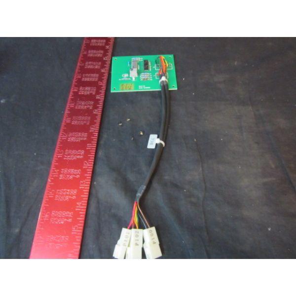 Hitachi-Kokusai 5UOT057417 Ratio PCB DEC D4EX08517