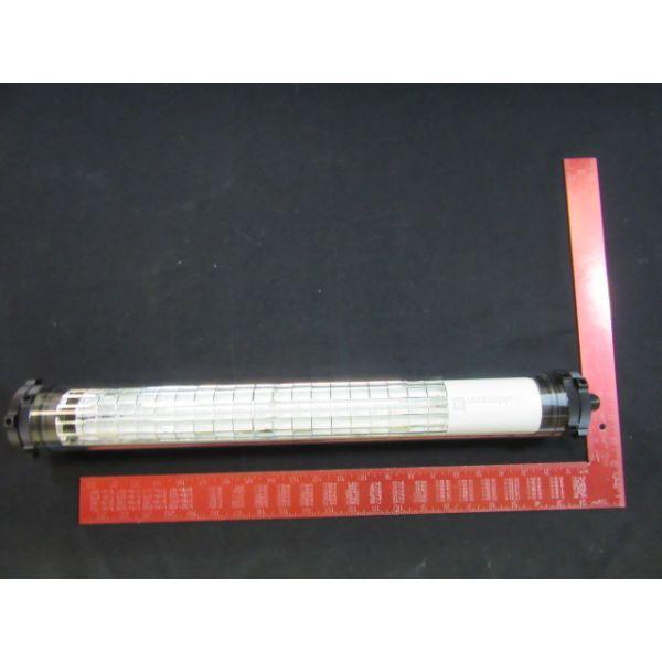 WALDMANN 619-063-011 FLUORESCENT LIGHTING ACRYLIC LUMINAIRE TUBE RL70CE-136 H 1X36W110230V5060HZIP67